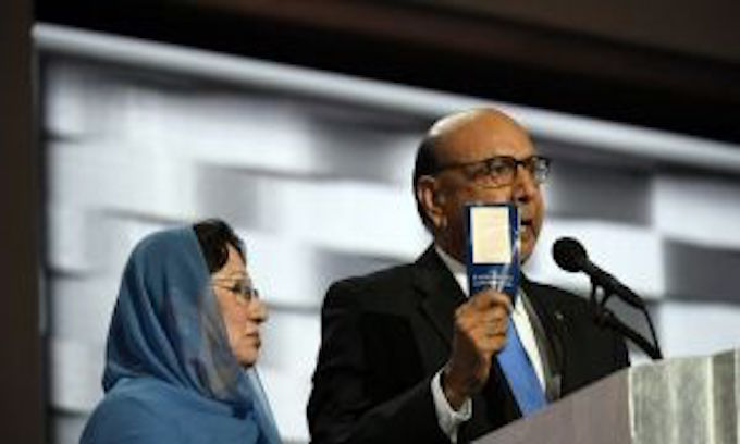 Khizr Khan, the Media and the Rest of the Story
