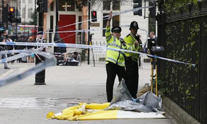 Somali attacker stabs 5 in London; authorities unable to determine motive
