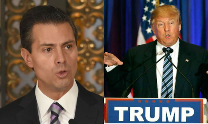 Mexico lashes out at Trump while slashing citizens' rights