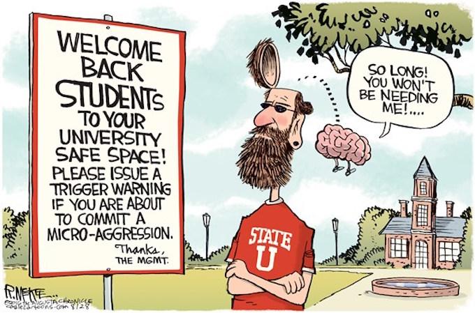 University Zombies