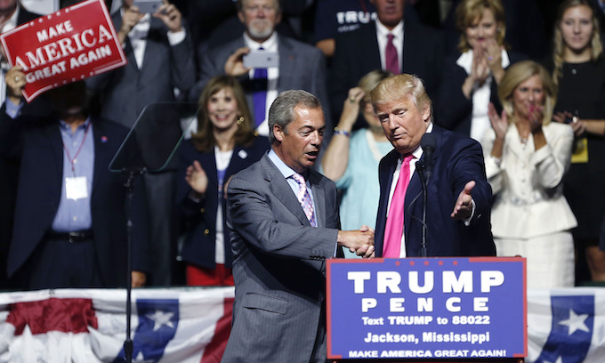 Trump: Bringing BREXIT to Establishment Politics