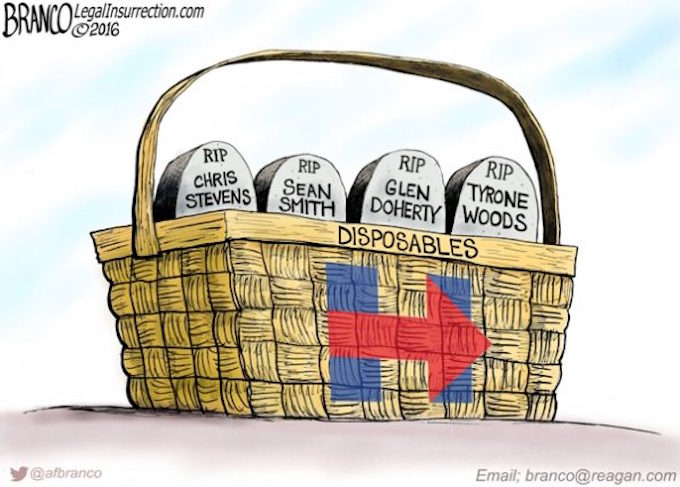Hillary's Basket of Disposables