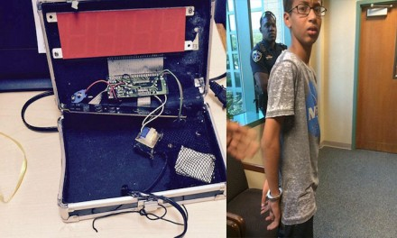 Father of 'Clock Boy' sues conservative media for defamation