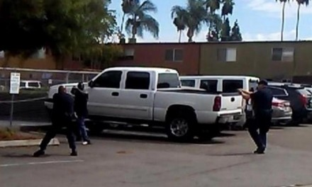 El Cajon police shoot aggressive black man; protest follows