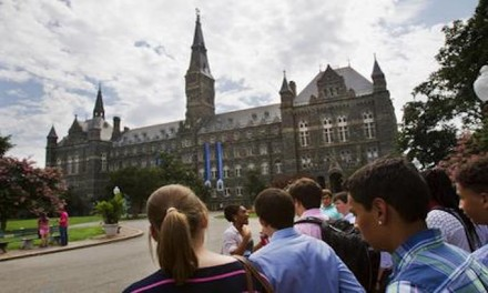 Georgetown Univ. to offer preferential admission to descendants of slaves
