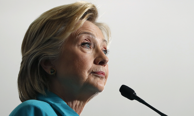 Is the Fix In? Hillary warns of 'tough' 2020 election: 'Closer than one would like or expect'
