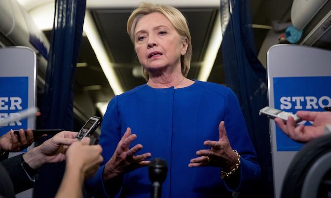 Hillary's Fall: Specs, Lies and Videotape