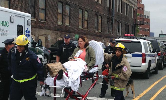 Train crashes into NJ station; 1 dead, more than 100 hurt
