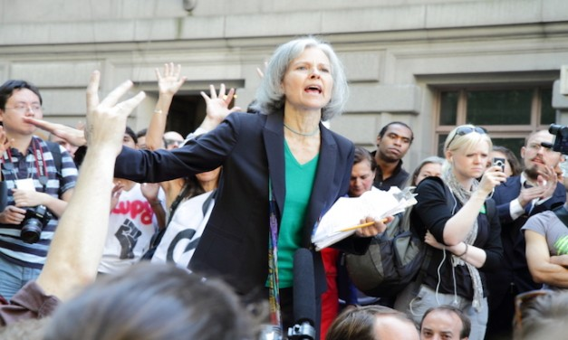 Jill Stein, other third-party candidates, defend Russia TV debates