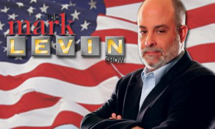 NeverTrumper Mark Levin: I'm gonna vote for Donald Trump