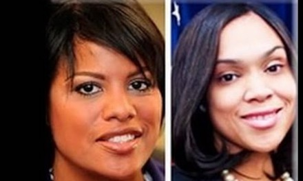 Baltimore catfight: Blame flies between prosecutor and mayor