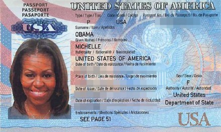 Hacker gets Michelle Obama's passport from White House staffer's email