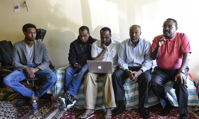 MN Somalis react to stabbings at mall by terrorist member of their community