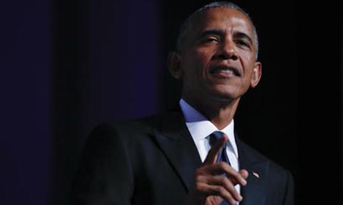 Obama promises he will criticize Trump as he sees fit