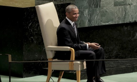 U.N. Watch: Obama's last act