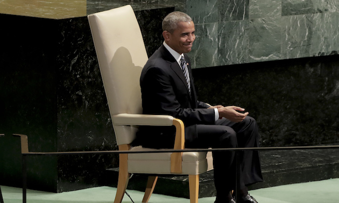 United Nations: In wake of terror attacks Obama tells world leaders to open their hearts to refugees