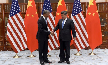Obama Celebrates Slave Labor Day in Red China