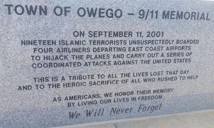 Muslims Complain about Town's 9-11 Memorial