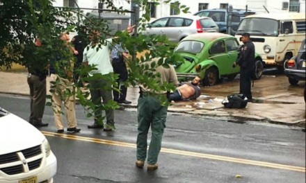 Police capture terrorist bomber in shoot-out