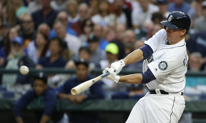 Seattle Mariners catcher Steve Clevenger out for season for inflammatory tweets