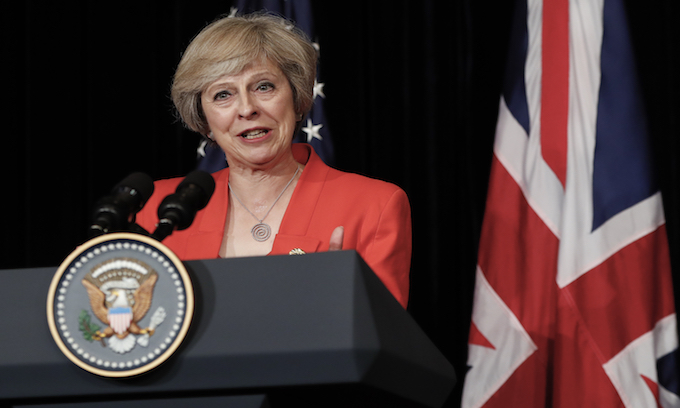 Theresa May confident on Brexit deal passing