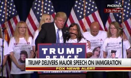 Trump still firm on illegals: No amnesty