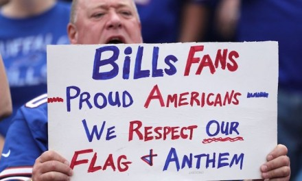 Kaepernick feels the heat from fans in the 49ers blowout loss to Buffalo