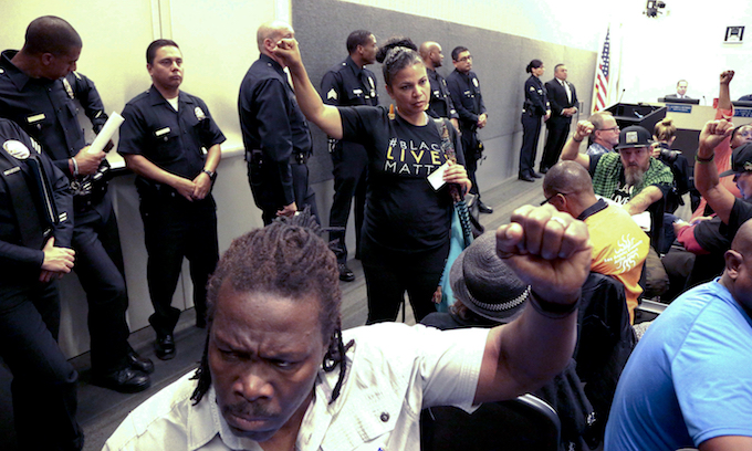 Policy Change: LAPD officers may not shoot until all non lethal options exhausted