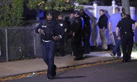 Gunman who shot Boston officers was sworn constable, police say