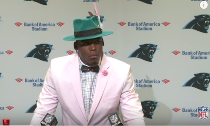 Deion Sanders: Cam, we didn't hear any of this when you were winning