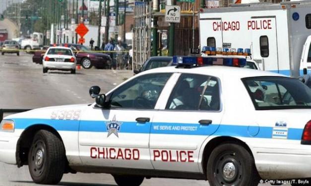 Nearly 40 shot in Chicago over weekend, but gun violence still behind last year