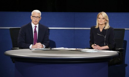 Moderators continue to draw scrutiny in debates
