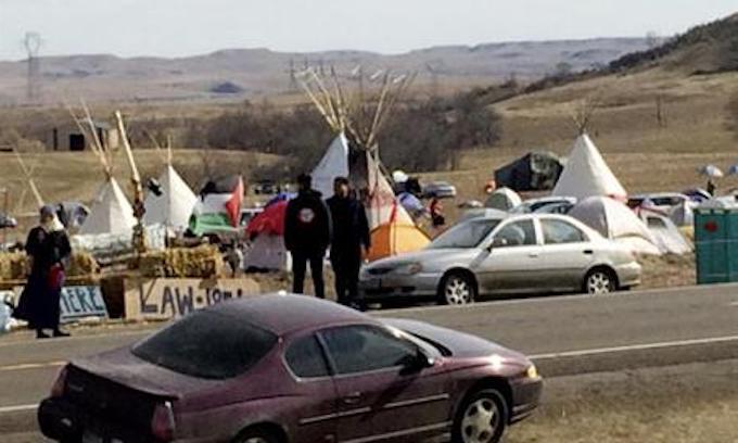 Jesse Jackson to join Dakota Access pipeline protest