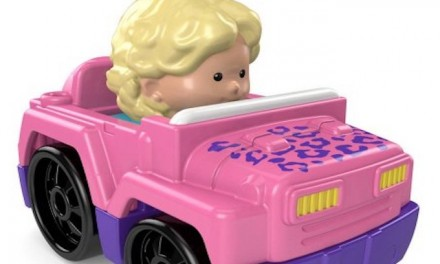 Fisher-Price apologizes to mom disgusted by 'girl' toys