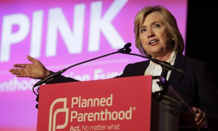 Planned Parenthood 'excited about abortion stories,' deploys $30M Hillary army