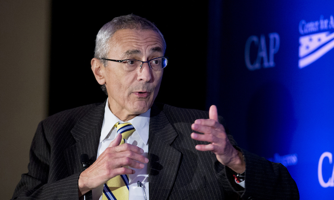 Podesta: All You Need is a Driver's License to Vote