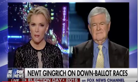 Gingrich finally gets enough of Megyn Kelly's biased sniping