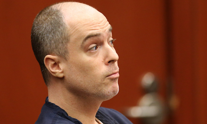 Man who shot at George Zimmerman in road rage sentenced to 20 years
