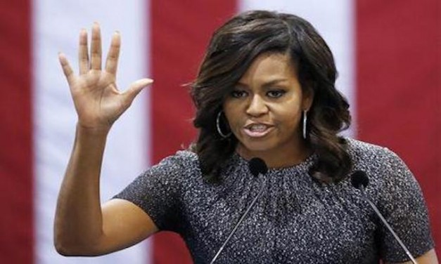 Michelle's Legacy Is in the Dumpster