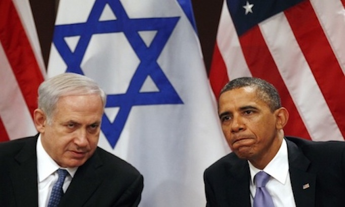 Netanyahu: Obama a threat to West Bank settlements