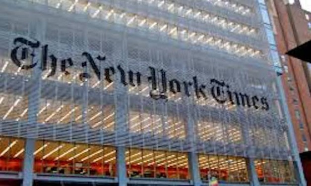 The New York Times enabled an attempted coup