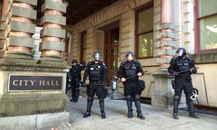 Portland police say to expect 'robust law enforcement' at Sunday rallies