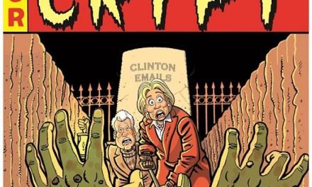 Hillary's Halloween