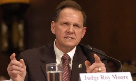 Alabama Supreme Court chief justice suspended over same-sex marriage refusal