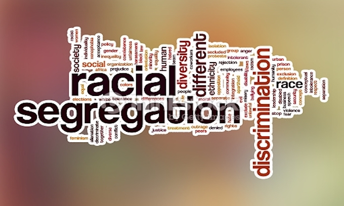 Segregation: 'Separate but equal' commencements arrive at vaunted bastions of 'diversity'