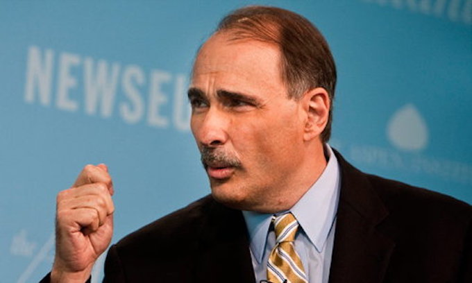 Clinton aides in leaked emails: Axelrod a 'headache' to be 'neutralized'