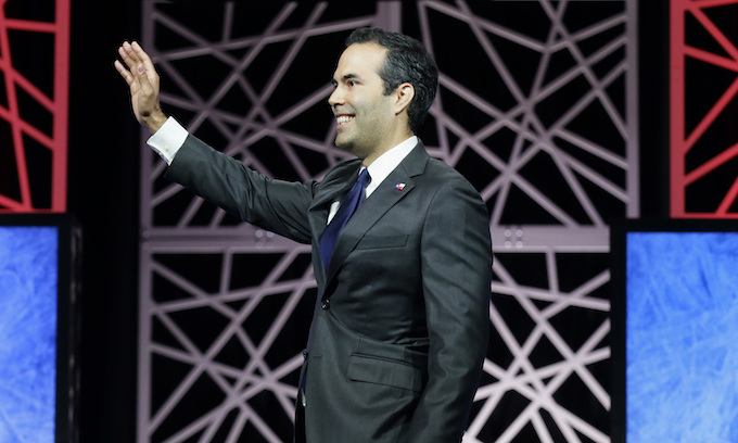 George P. Bush doesn't think name is a liability; what do you think?
