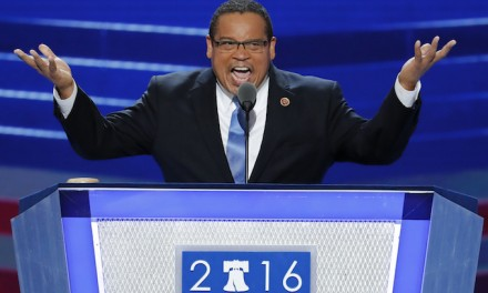 Muslim DNC chair nominee's anti-Semitic past surfaces
