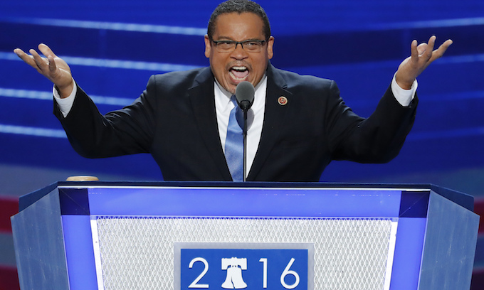 Muslim Keith Ellison hopes to advance agenda through courts