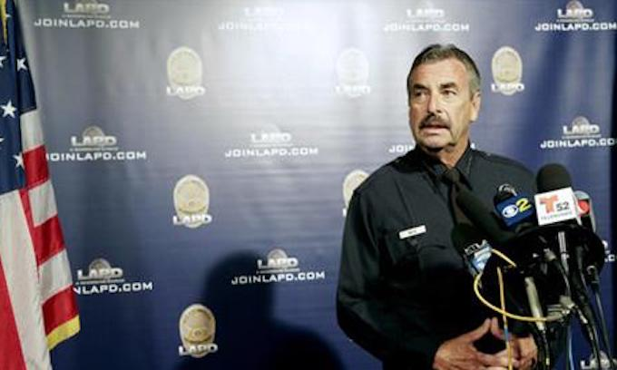 LAPD chief: Police won't help deport illegal aliens